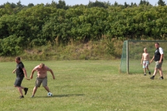 Fodbold-aktiviteter