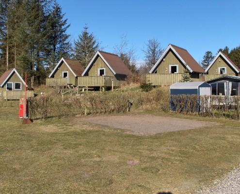 Sindal Camping - Hytter