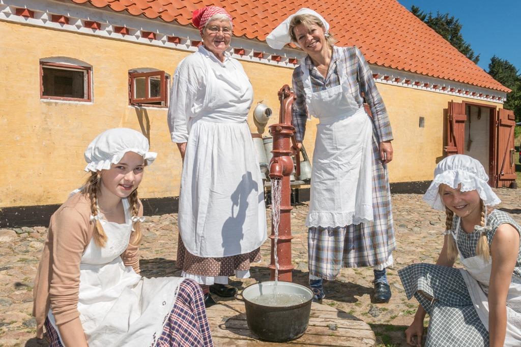 Sindal Camping - Mosbjerg Landbrugsmuseum