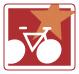 Sindal Camping - Symbol cykel