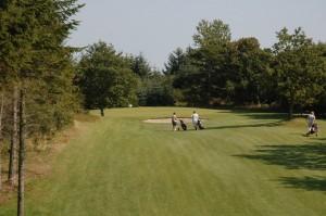 Sindal Camping - Golfbanen i Sindal - Golfspiller
