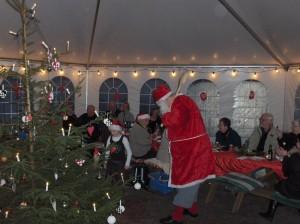 Sindal Camping - Julefrokost Vinterfastliggerplads