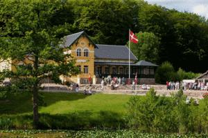 Sindal Camping - Tolne Skovpavilion Kunst