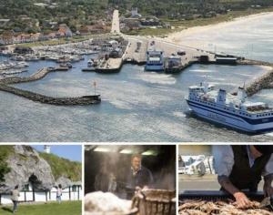 Sindal Camping - Tur til Læsø