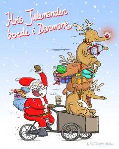 Sindal Camping - Hvis julemanden boede i Danmark