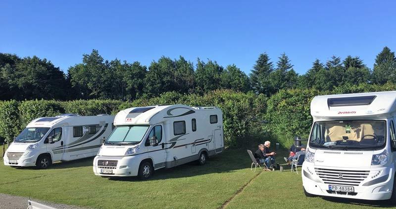 Hundefreundliches Camping in Nordjütland